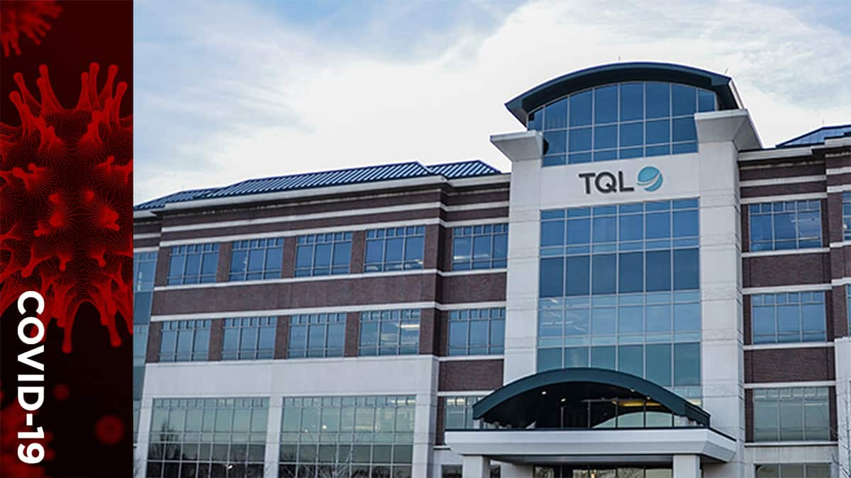 At least 18 employees have tested positive for COVID-19 at TQL's headquarters in Cincinatti.