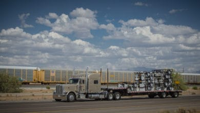 Photo of The Daily Dash: Freight volumes remain strong as driver safety week starts