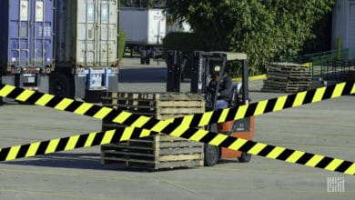 California jury awards truck driver Bhupinder Singh $8 million after partial amputation of his leg in forklift mishap.