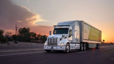 Photo of TuSimple launches '5G network' for autonomous trucking