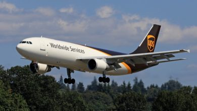 Photo of UPS' third-quarter results surge past estimates