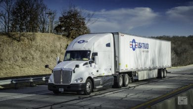 Photo of USA Truck's management team upbeat on earnings recovery
