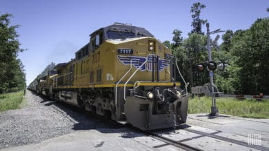 Photo of Union Pacific's second-quarter net profit slips 28%