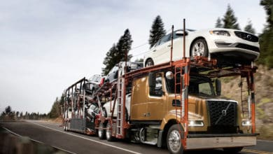 Photo of Volvo announces new auto hauler, details VHD vocational truck
