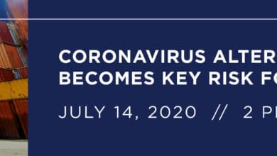 Photo of Coronavirus Alters Priorities: Liquidity Becomes Key Risk for Shippers