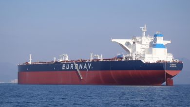 Photo of Supertanker rates bounce back — stocks don't