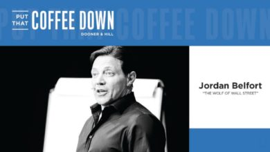 Photo of 'The Real Wolf of Wall Street' and Lean Staffing join Put That Coffee Down at 3PL Summit (with video)