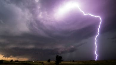 Photo of Dangerous storms to slam Plains states (with forecast video)