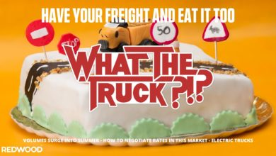 Photo of Have your freight and eat it too (with video)