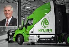 Photo of 5 Hyliion questions with former DOT Secretary Andy Card