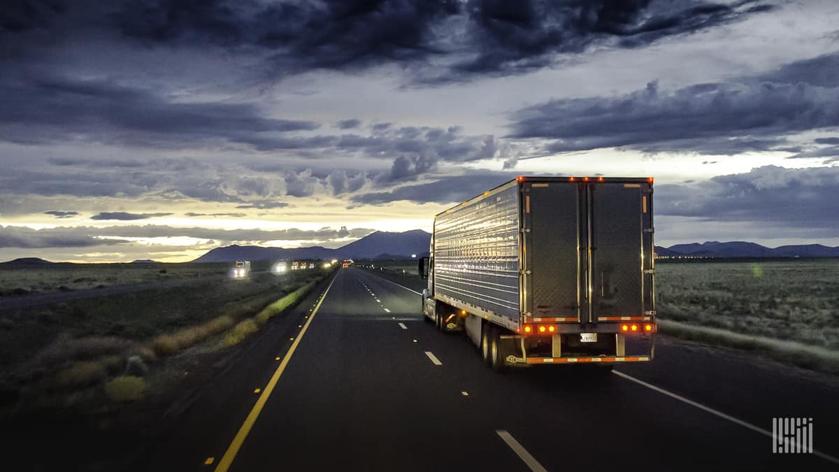 Truckings payroll tax concerns