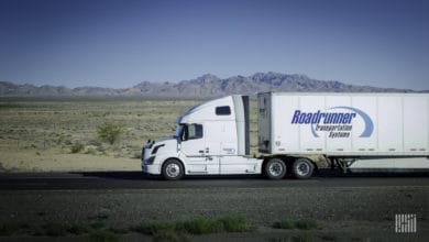 Photo of The Daily Dash: Roadrunner exits truckload business and a startup designs road for autonomous vehicles