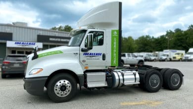 Photo of Hyliion partners with Idealease to spotlight Class 8 hybrid trucks