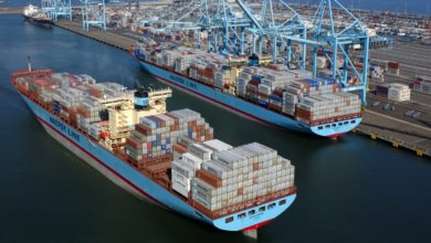 Photo of World's largest container line triples profits despite COVID