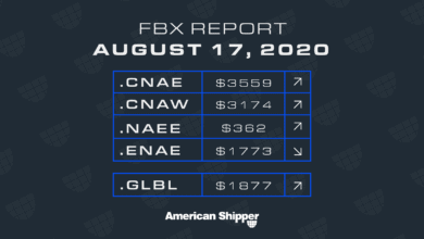 Photo of FBX Report: August 17, 2020