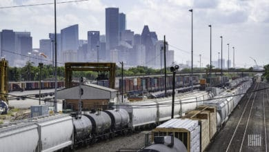 Photo of US weekly intermodal traffic goes positive for first time in months