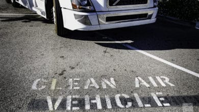Photo of California air quality enforcers approve rule limiting emissions from idling trucks