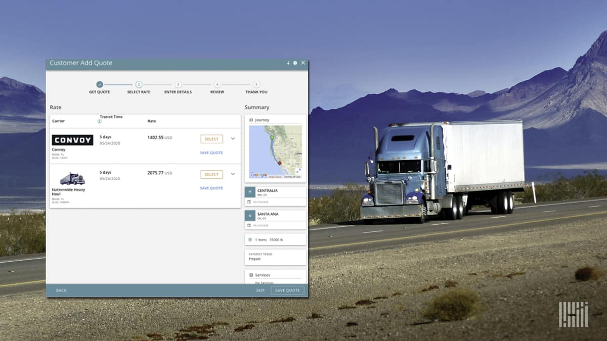 Convoy adds tms integrations