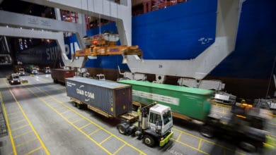 Photo of Trans-Atlantic shipping sinks as trans-Pacific soars
