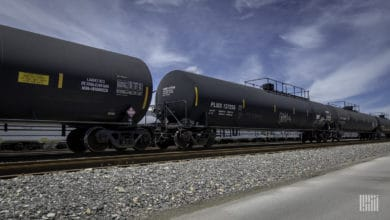 Photo of Environmental groups, states sue feds over LNG by rail
