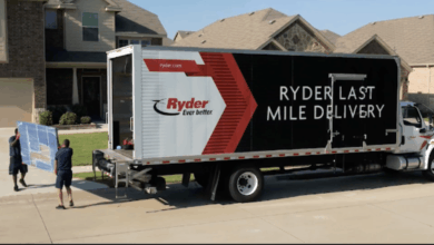 Photo of White Paper – Ryder Last Mile Delivery with White Glove Service
