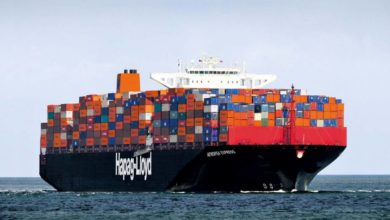 Photo of Hapag-Lloyd profit swells despite shrinking volumes