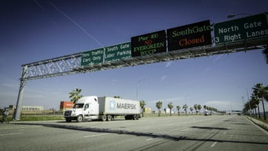 Photo of Ocean volumes lead domestic freight charge
