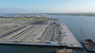 Photo of South Carolina Ports laying groundwork for larger ships