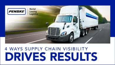 Photo of White Paper: 4 Ways Supply Chain Visibility Drives Results