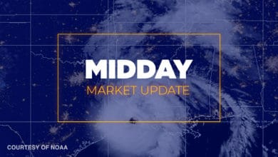 Photo of Tracking the storm: Midday Market Update (with video)