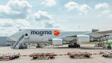 Photo of Magma Aviation adds 747-400 freighter to fleet