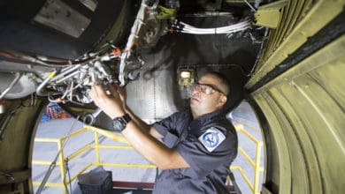 Photo of MRO business sees uptick as air carriers reconfigure fleets