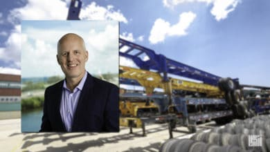 Photo of TRAC Intermodal selects new president