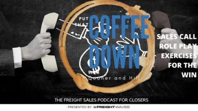 Photo of Sales call role play for the win – Put That Coffee Down (with video)