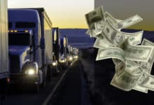 Photo of Trucking companies caught in Trump's payroll tax deferment order