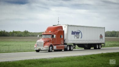 Photo of Roadrunner sells off remaining truckload units; adds former Celadon head to board