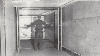 "Photo of FreightWaves Flashback 1960: ""Walk-Through"" Containers Give Maximum Flexibility"