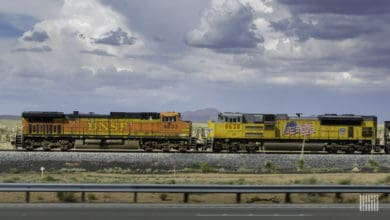 Photo of US Class I rail headcount rises for the first time since April