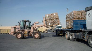 Photo of Cargo planes head to Beirut with relief supplies