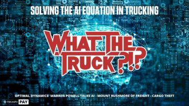 Photo of Solving the AI equation in trucking (with video)