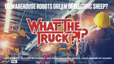 Photo of Do warehouse robots dream of electric sheep? – WHAT THE TRUCK?!? (with video)