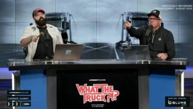 Photo of Driver pulse, high dimensional AI, possums – WHAT THE TRUCK?!? (with video)