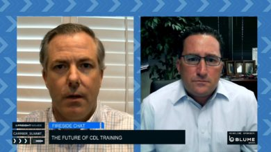 Photo of FreightWaves Carrier Summit: Future of CDL training (with video)