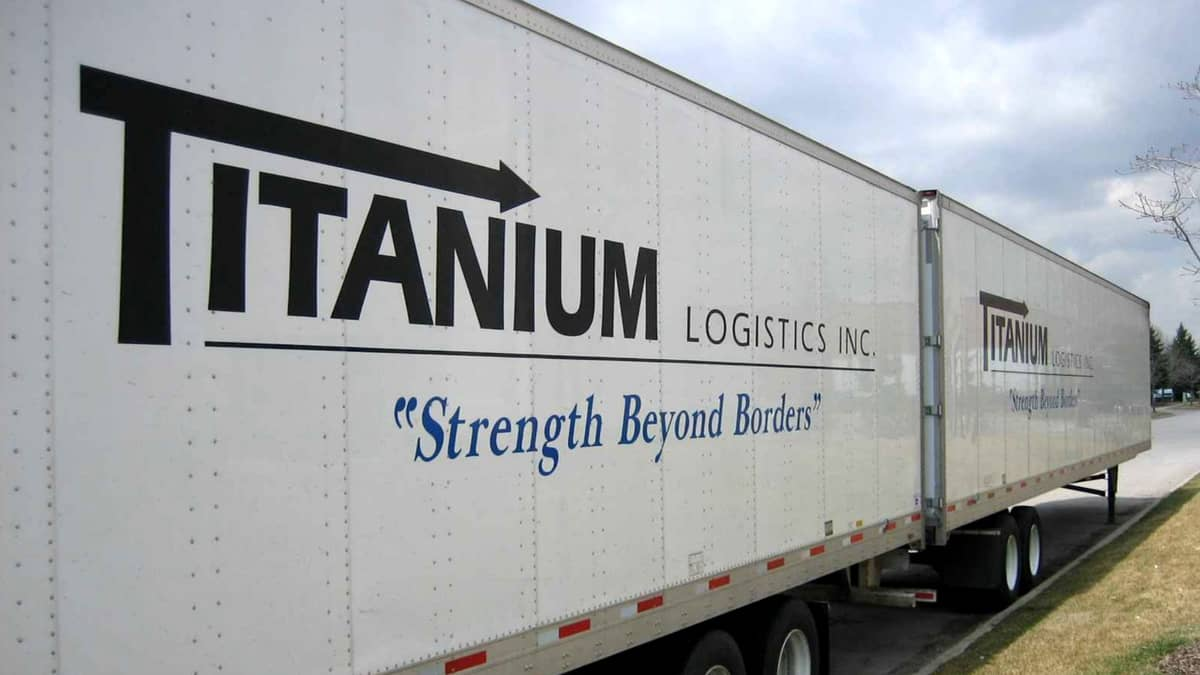Trailers of Titanium Transportation Group. The company had solid financial results in the second quarter of 2020 despite a drop in revenue