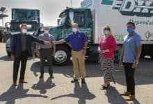 Photo of Volvo, Kenworth and Hyliion spark transition to electric trucks