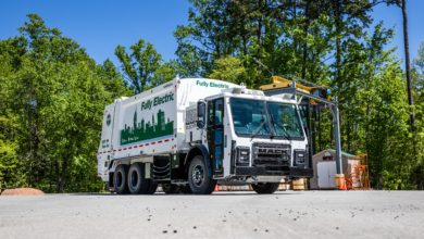 Photo of Mack will sell electric garbage trucks in 2021