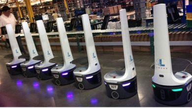 Photo of Quiet Logistics spinoff growing Robotics as a Service business (with video)