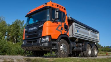 Scania G 500 XT 6x4 Tipper