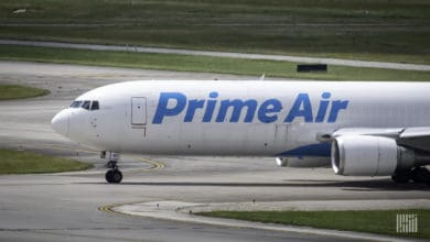 Photo of Amazon Air hires ATSG to fly six more freighters