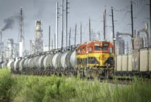Photo of Weekly US rail traffic falls on holiday comps